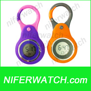 Fashion Silicone New Digital Hanging Watch (NFSP288)