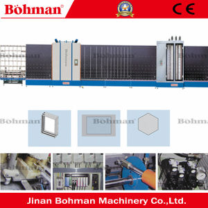 Vertical Operation Automatic Insulating Glass Machine with CE pictures & photos