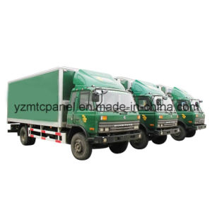 UV Resistant FRP Dry Freight Truck Box pictures & photos