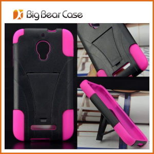 with Stand Combo Case for Samsung S4