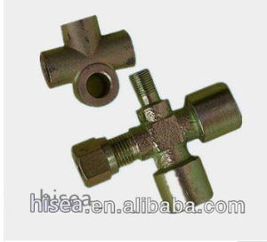 Top Quality Titanium Investment Casting, Casting Investment Mixer pictures & photos