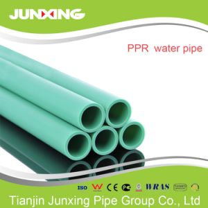 200mm Green PPR Water Pipe for Household Pn20 with Dvgw
