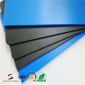 Corrugated Plastic Sheet PP Hollow Board pictures & photos