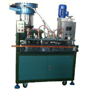 Full Automatic Crimping Machine (YH-002A) pictures & photos