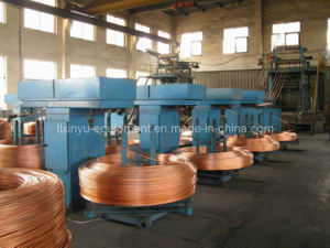 Copper Rod Casting Machine (CUC-1400)
