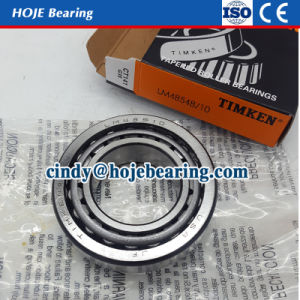 Textile Machinery Bearing Lm48548 /Lm48511A Taper Roller Bearing Wheel Bearing