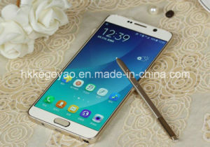 New Note 5 Mobile Phone with 4G for GSM Phone