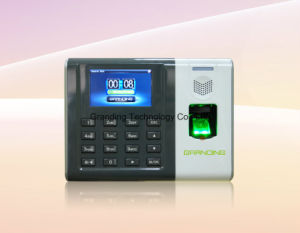Newly Released Fingerprint Time Attendance Recorder (GT-100) pictures & photos