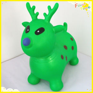 2bec289a45d China Happy Hopper Inflatable Bouncy Animal