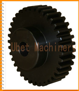Customized Steel Spur Gear with Zinc Coating pictures & photos