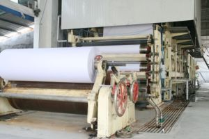 3500 Fourdinier Tissue Paper Making Machine for Toilet Paper pictures & photos