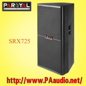 Speakers Cabinet BI-AMP (SRX725)