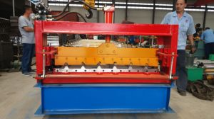 Roll Forming Machine of Roof Sheets Manufacturer pictures & photos