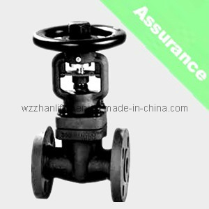Forged Steel Bellows Seal Globe Valve