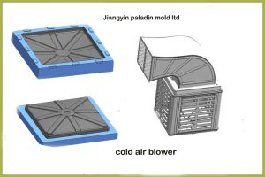 SMC Mold for Cold Air Blower