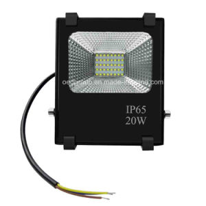 Newest IP65 SMD2835 LED Floodlight with Ce RoHS Approved pictures & photos