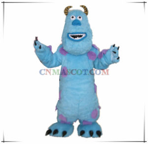 Monster University Hairy Monster James P. Sullivan Cartoon Character Costume