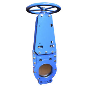 Knife Gate Valve Non Rising Stem Type Pn10 pictures & photos