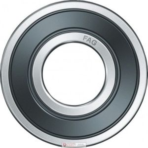 Double Seals 1616-2RS Deep Groove Ball Bearing