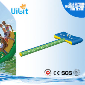 PVC Indoor Water Playground Equipment for Swimming Pool (Long Jump)