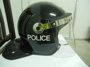 Hot Sale ABS Military Police Anti Riot Helmet FBK-L-WWI pictures & photos