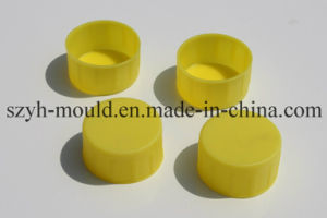 Plastic Injection End Cap Closure Mould