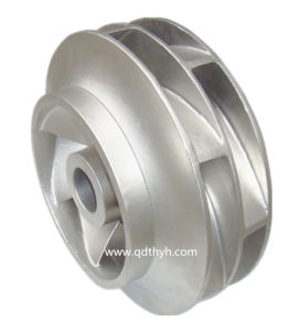 OEM Stainless Steel Investment Casting, Precision Casting, Lost Wax Impeller pictures & photos