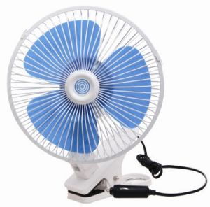 with Heavy-Duty Clip 2014 New Style Oscillating Car Fan pictures & photos