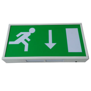 Wall Surface Mounted LED Exit Sign