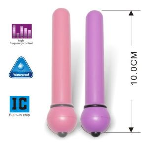 Waterproof High Frequency Love Bullet Sex Toy (TCYM-031)