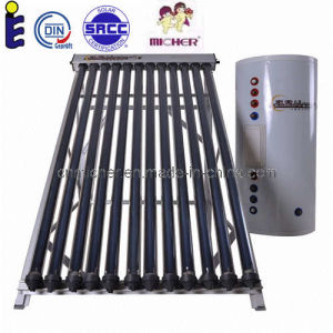 SRCC Solar Keymark Approved Split Solar Water Heater (MICHER-MP2)