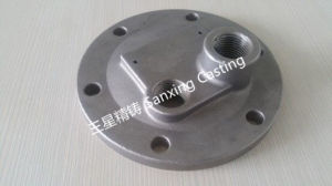 Ss304/316 Precision Stainless Steel Casting for Butterfly Valve Disc pictures & photos