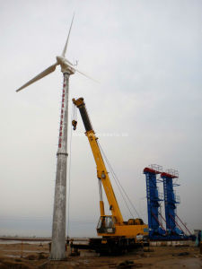 Freestanding Wind Turbine Steel Tower pictures & photos