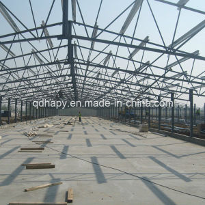 Prefabricated Steel Frame House with Full Set Equipment pictures & photos