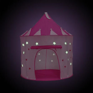 Basic Info & China Jt046 Foldable Kids Pop up Pink Princess Castle Play Tent with ...