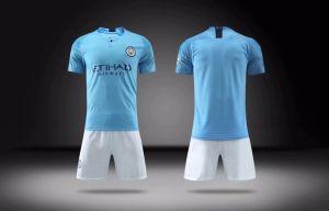 size 40 b5d81 5f6a8 Kun Aguero Football Jersey 18/19 Season Thailand Sterling Soccer Shirt