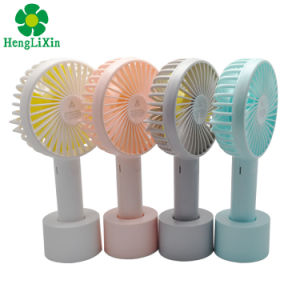 China Electric Fan Rechargeable Mini