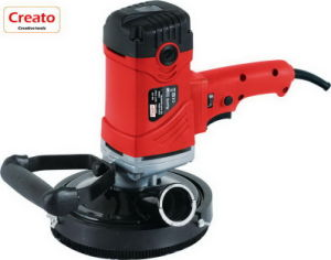 Scouring Machine Power Tool Concrete Grinder for Construction Use