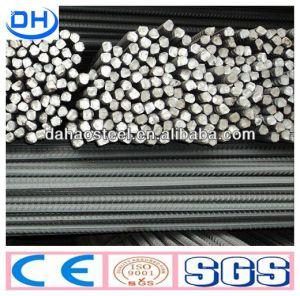 High Quality Deformed Steel Rebar Size Tangshan China pictures & photos