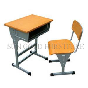 School Desk and Chair (SZ-SF20) pictures & photos