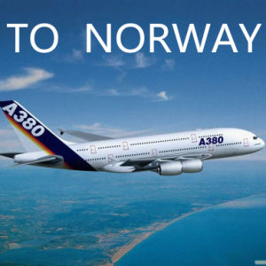 Air Freight Service From China to Trondheim, Norway
