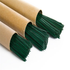 Factory Supply Green Straight Cut Florist Wire pictures & photos