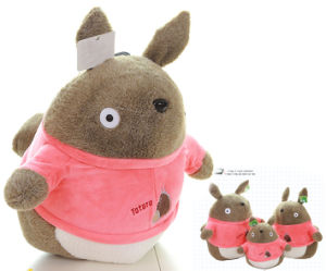 Plush Totoro Dolls Series with Different Shape