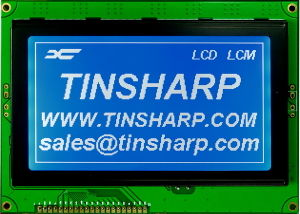 240X128 Graphic Stn Negative LCD Display Module (TG240128A-10)