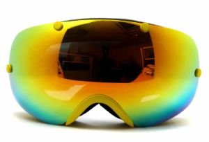 TPU Frame Snow Goggles pictures & photos