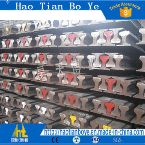 High Quality Yb 80kg/M Steel Rail