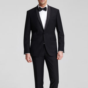 New Fashion Business Wedding Slim Fit Man Suit for Blazer pictures & photos