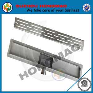 Modern CE RoHS Certificated Wetroom Drainage Flexible Shower Drain