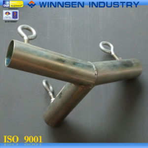 Tent Accessory 3-Way Coupler for Tents Use Ys46057