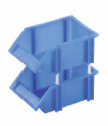 Plastic Tote Box for Storage (0154) pictures & photos